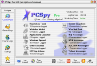 Screenshot #1 of XPC Spy Pro