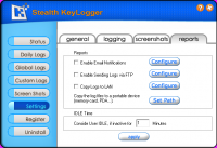 Screenshot #8 of Stealth Keylogger