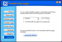 Screenshot #9 of Stealth Keylogger