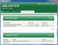 Screenshot #2 di eBlaster