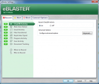 Screenshot #3 di eBlaster
