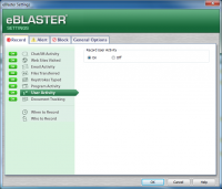 Screenshot #6 di eBlaster