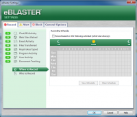 Screenshot #7 di eBlaster