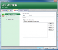 Screenshot #8 di eBlaster