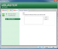 Screenshot #9 di eBlaster