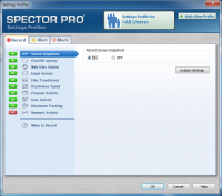 Screenshot #8 of Spector Pro