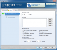 Screenshot #9 of Spector Pro