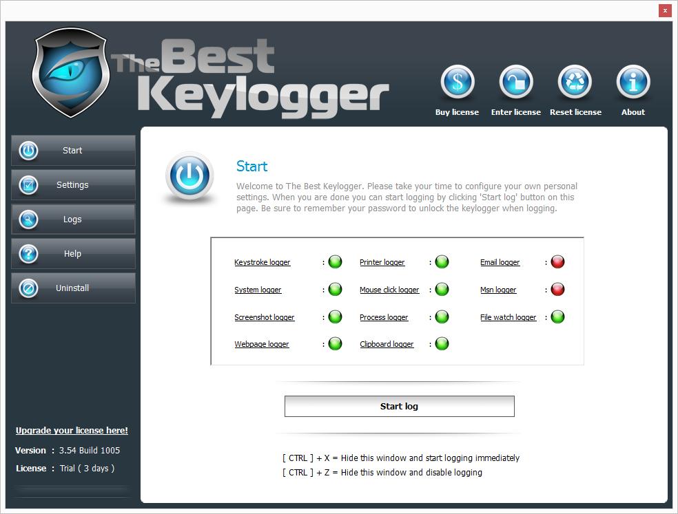 Resultado de imagen de keylogger