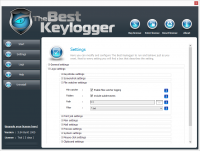 Screenshot #2 of The Best Keylogger