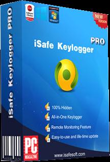 iSafeSoft Keylogger Box