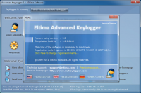 Screenshot #8 of Advanced Keylogger