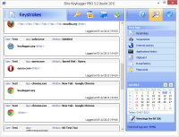 Screenshot #6 of Elite Keylogger