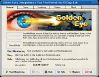 Captura de pantalla #1 de Golden Eye